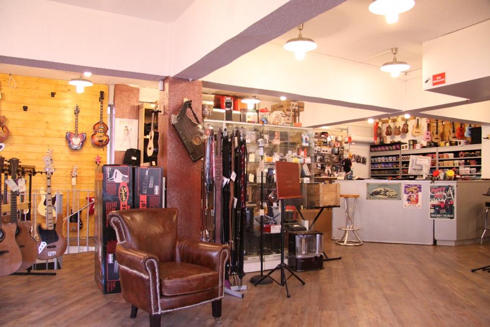 Magasin rockshop magasin de guitares montpellier - Magasins de meubles montpellier ...