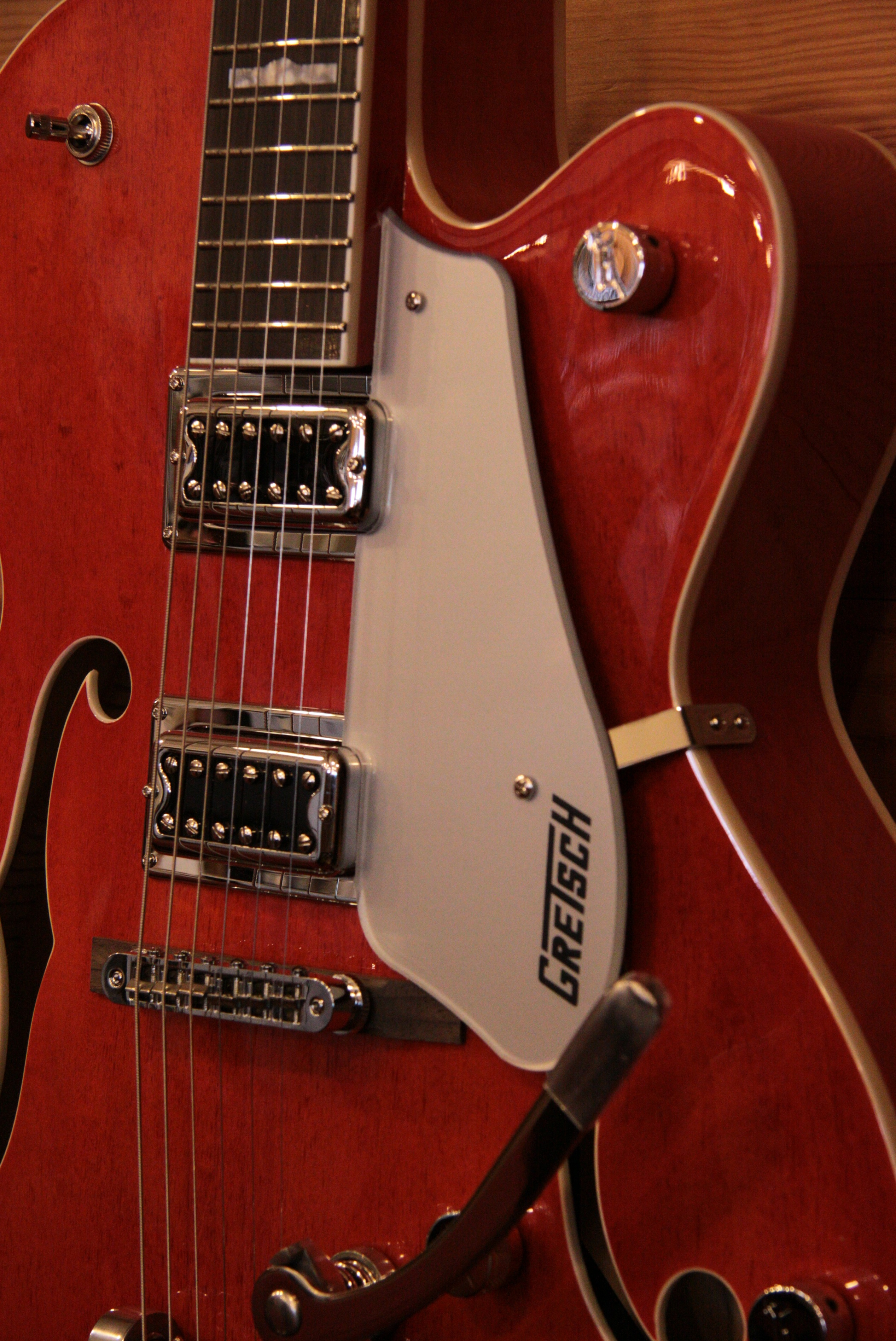 Gretsch 5420 T et Gretsch 5422 TDC | RockShop - Magasin de ...